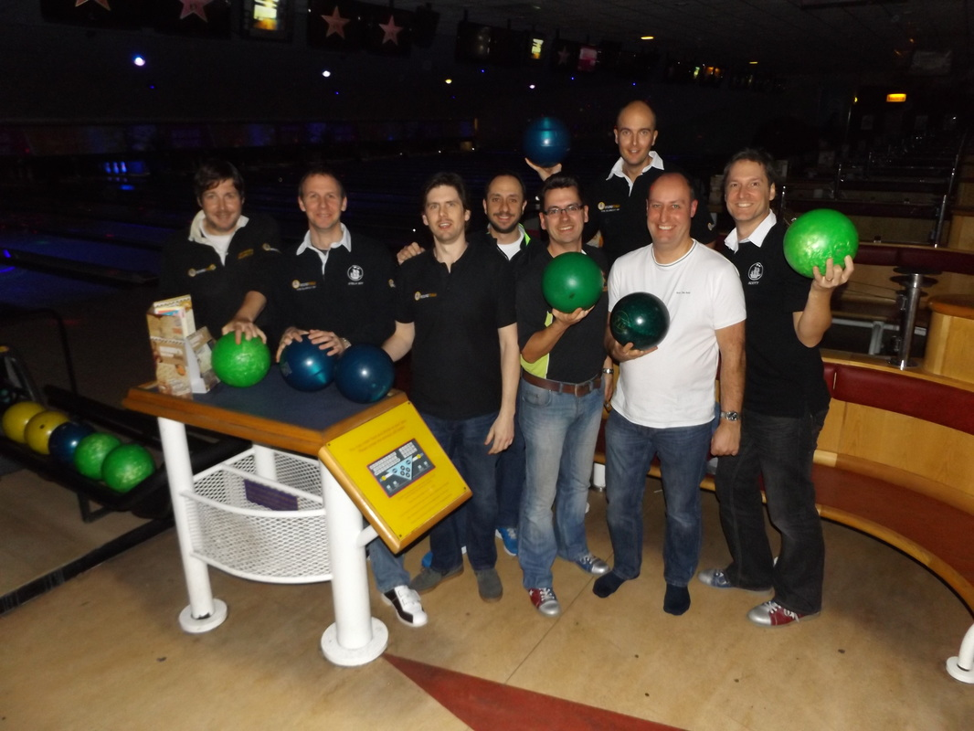 Billericay Round Table Bowling Night